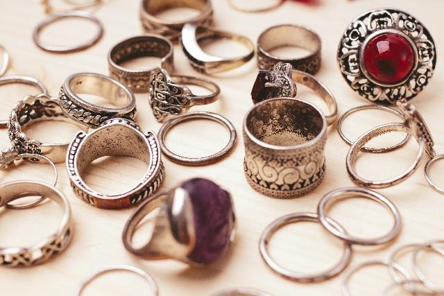 指輪のサイズの探し方