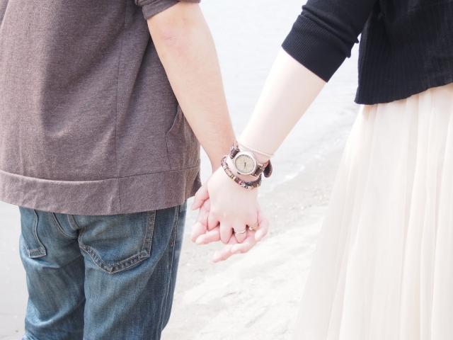 婚約指輪_静岡_カップル