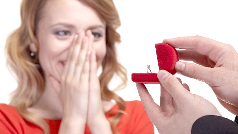 プロポーズ1